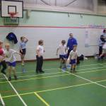 Warriner Year 3-4 Dodgeball is a direct hit!