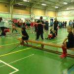 Warriner Sportshall Athletics