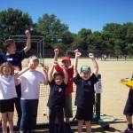 Banbury's Mini Tennis Red Festival