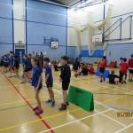 Cooper Family Yr 5/6 G&T Sportshall Athletics