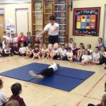 Southwold Gymnastics House Competition