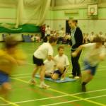 Warriner Family Sportshall Athletics Festival
