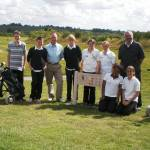 Golf Coaching: Cooper Family