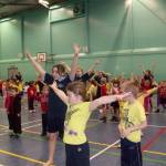 Kidlington Schools Year One Dance Festival