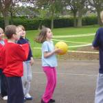 W KIDLINGTON YR 4 FIRST STEP NETBALL FESTIVAL