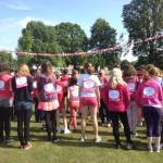 Banbury Academy's Race for Life