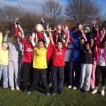 St Leonards Intra School Tag Rugby