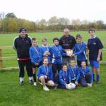 Kidlington Schools 2010 Tag Rugby Festival