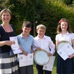 Cropredy Primary rewarded with Bronze Award