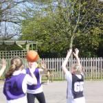 Netball Coaching in Kidlington