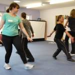 Dance training proves successful once again.