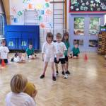 Dodgeball Coaching at Fringford School