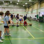 Olympic values on show at Warriner athletics