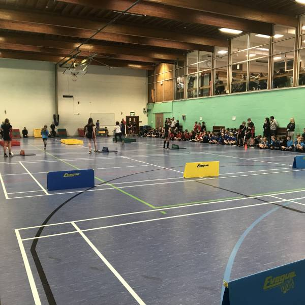 Bicester Cluster Sports Hall Athletics Term 2