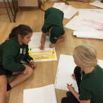 Primary Young Leaders join Transition Academy
