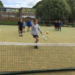 Banbury Area Mini Red Tennis 2019