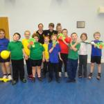 BCC Sport Leaders Support Change4life Club,