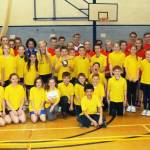 G&T Sportshall Athletics-Cooper Family