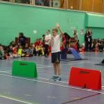 Bicester Family Sportshall Athletics