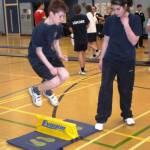 NOSSP Yr 8 Sportshall Athletics