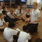 Mentor programme having a huge impact!