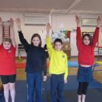Gymnastics at Cropredy