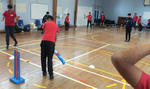 Cricket Leaders training at BA.jpg