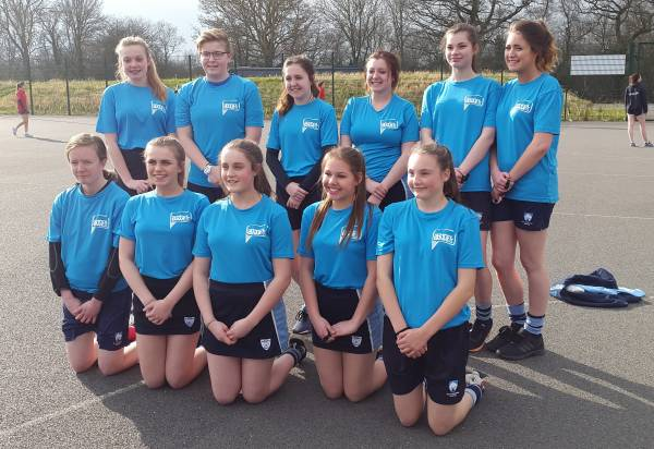 North Oxfordshire Academy Netball Umpires