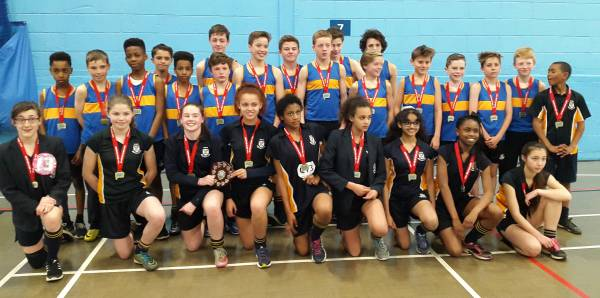 BGN Sportshall Athletics Teams