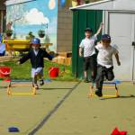 Getting Active at Bure Park Primary