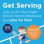 Play Tennis for FREE!