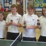 Table Tennis at Bishop Carpenter
