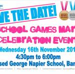 Competition and School Games Mark 2016